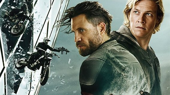 HD - Point Break: Anteprima del Trailer