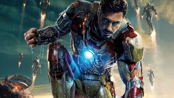 HD - Iron Man 3: Spot Tv - Super Bowl