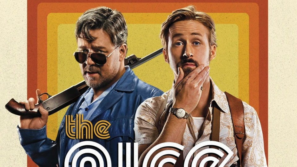 HD - The Nice Guys: Full Trailer Italiano