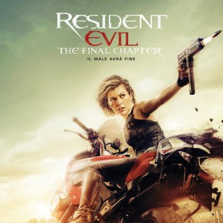 HD - Resident Evil - The Final Chapter: Full Trailer Italiano