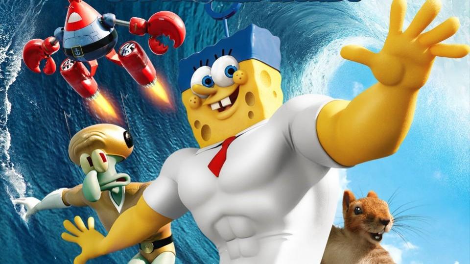 HD - SpongeBob - Fuori dall'Acqua: Primo Trailer Italiano