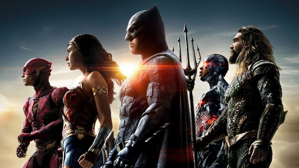 Justice League:  Final Trailer Italiano