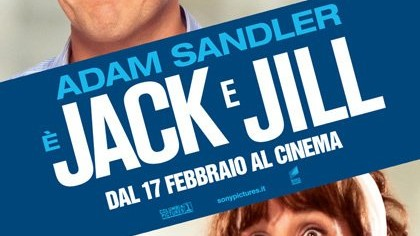 HD - Jack e Jill: Trailer Italiano