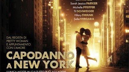 HD - Capodanno a New York: Trailer Italiano