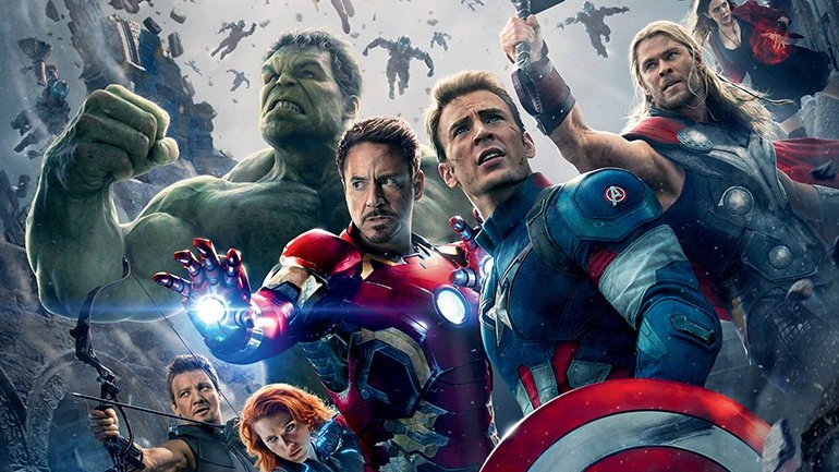HD - Avengers - Age of Ultron: Trailer Esteso