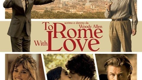 HD - To Rome With Love: Trailer