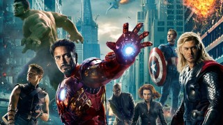 The Avengers:  Trailer Tedesco