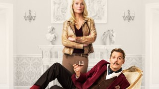 Mortdecai:  Teaser Trailer