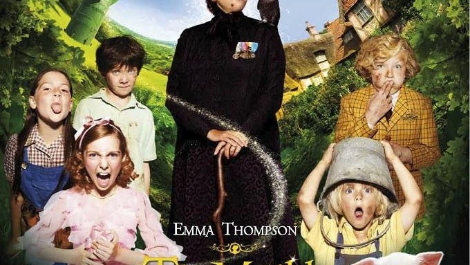 HD - Tata Matilda e il Grande Botto: Full Trailer Italiano