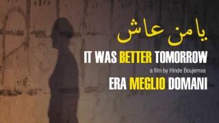 Era Meglio Domani:  Trailer Italiano