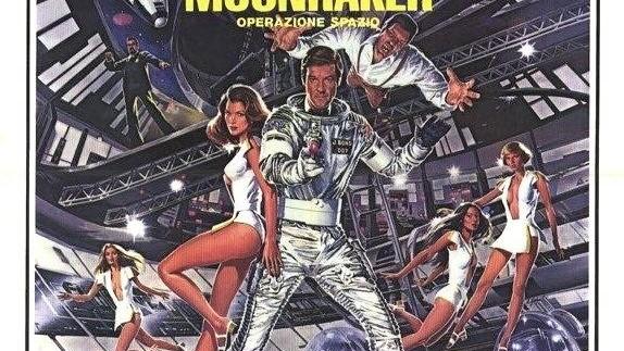 007 - 11 Moonraker - Operazione spazio