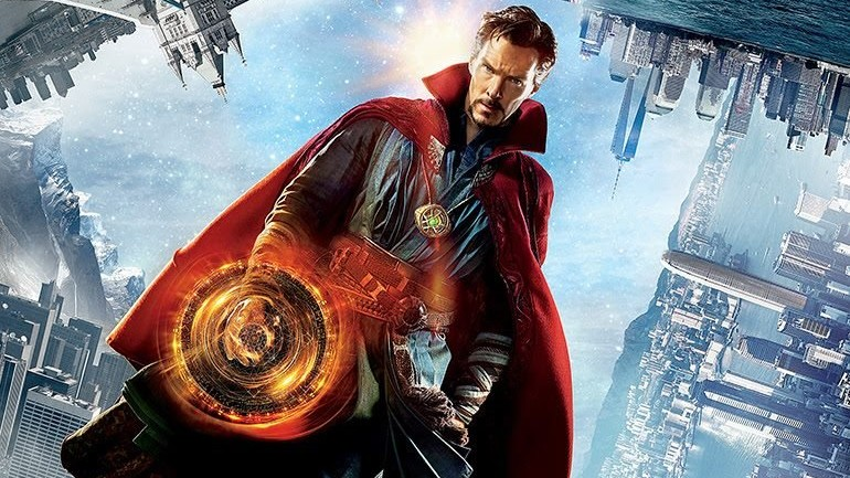 HD - Doctor Strange: Teaser Trailer