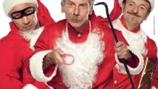 La Banda dei Babbi Natale:  Pod - Gli Inquirenti