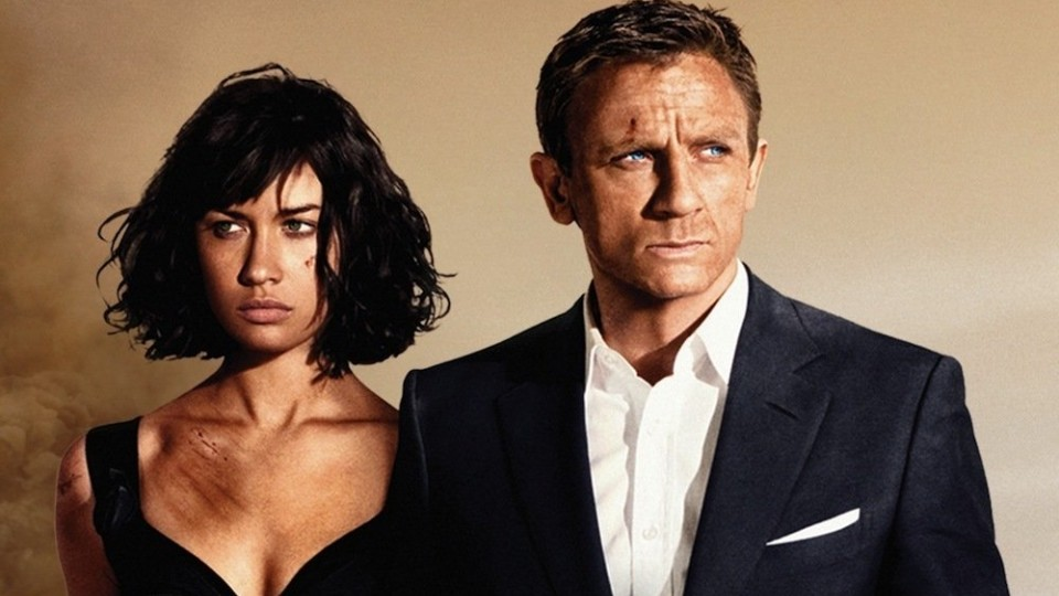 Quantum of Solace: Spot TV #1 (ITALIANO)