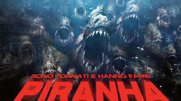 HD - Piranha 3D: Primo Trailer