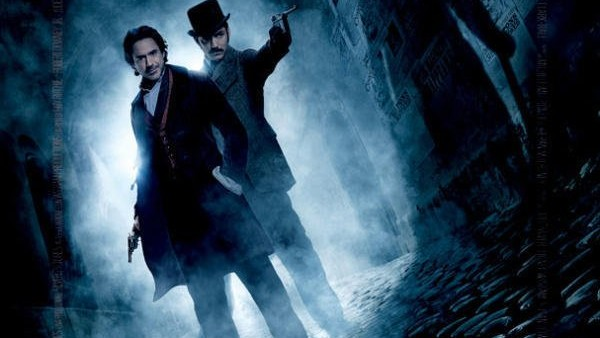 Sherlock Holmes - A Game of Shadows: Speciale - Sul Set