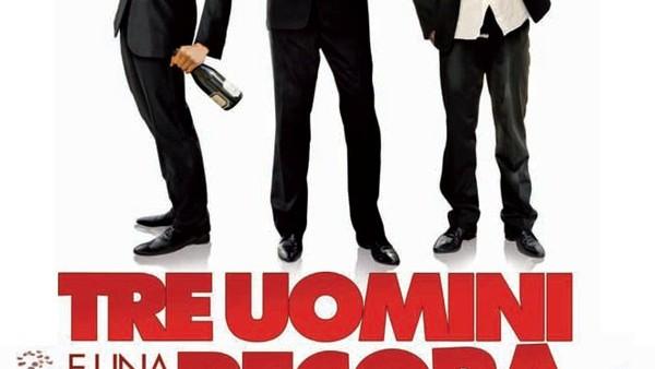 HD - Tre Uomini e una Pecora: Trailer Italiano