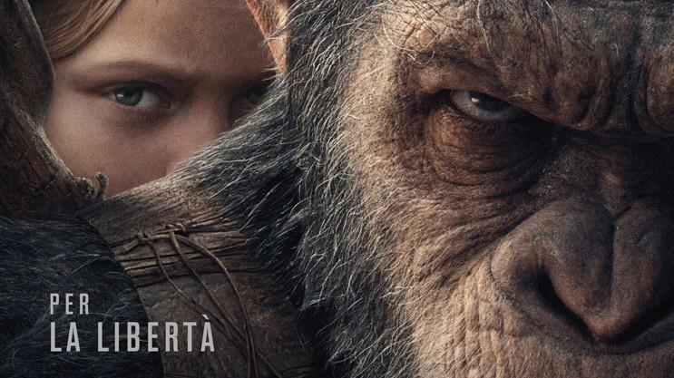 HD - War - Il Pianeta delle Scimmie: Primo Trailer