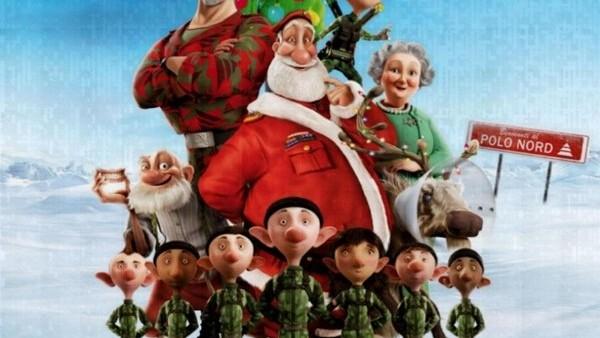 HD - Arthur Christmas - Il Figlio di Babbo Natale: Teaser Trailer
