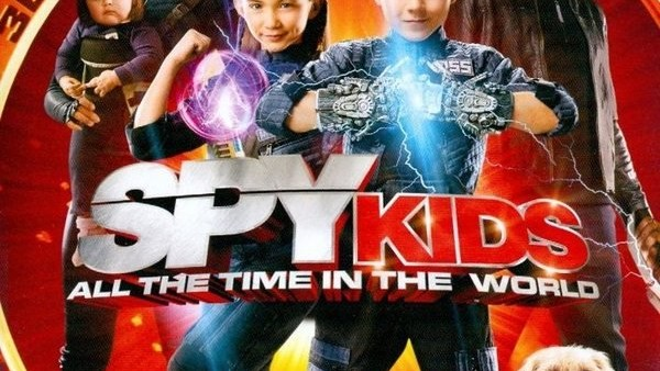HD - Spy Kids 4 - All the Time in the World: Secondo Trailer