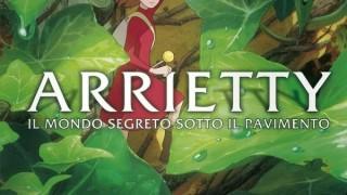 Arrietty - il Mondo Segreto Sotto Il Pavimento:  Trailer Italiano