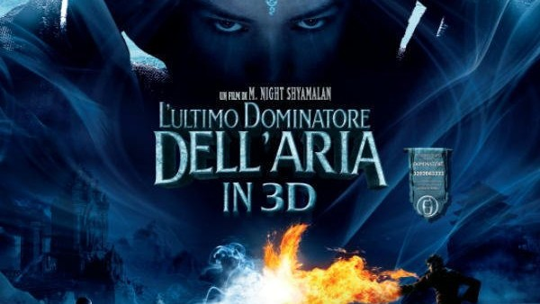 HD - L'Ultimo Dominatore dell'Aria: Teaser Trailer Italiano