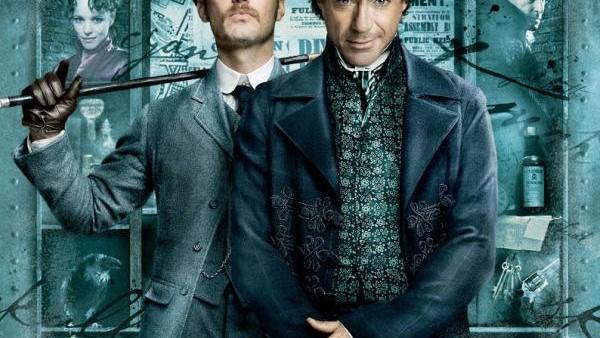 Sherlock Holmes: Featurette - Sul Set