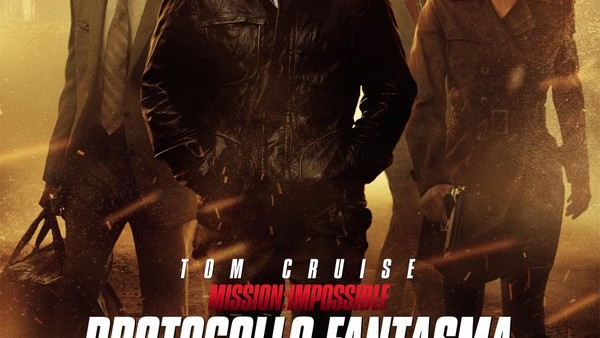 HD - Mission Impossible - Protocollo Fantasma: Clip - Salta!