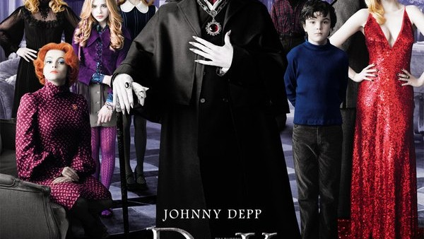HD - Dark Shadows: Trailer