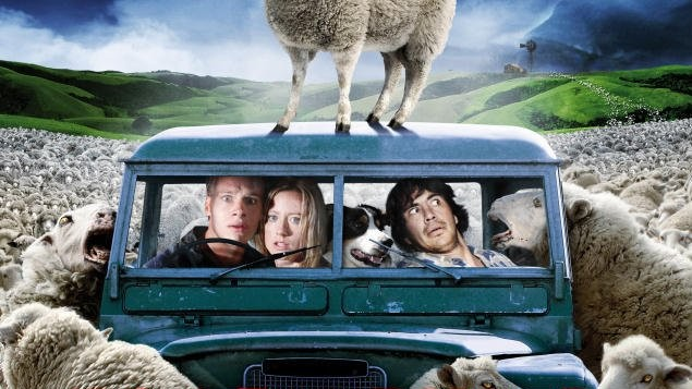 Black Sheep: Trailer Italiano