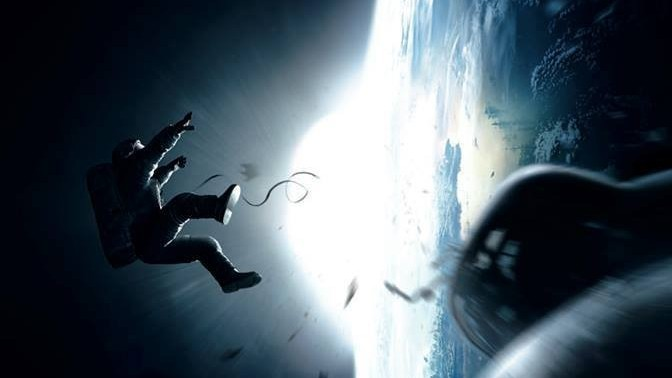 HD - Gravity: Primo Trailer Italiano