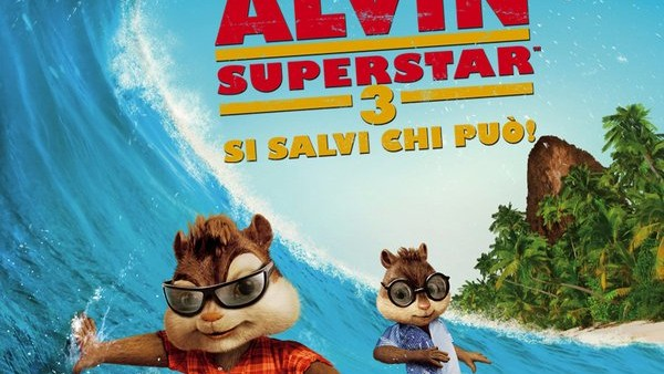 Alvin Superstar 3 - Si Salvi Chi Può: Nuovo Full Trailer