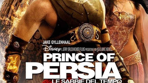Prince of Persia: Featurette 'Jake and Gemma'