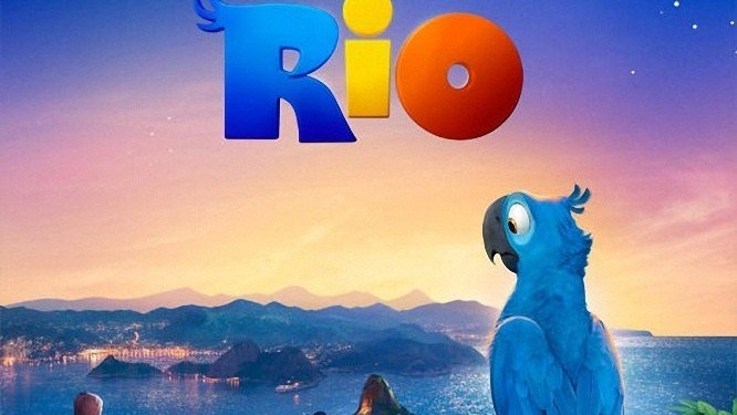 HD - Rio: Full Trailer