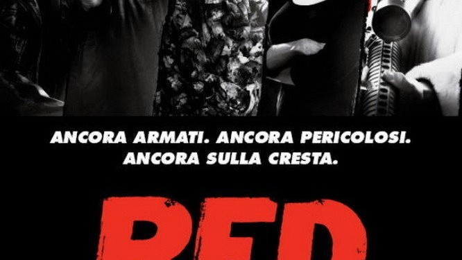 HD - RED: Trailer Italiano