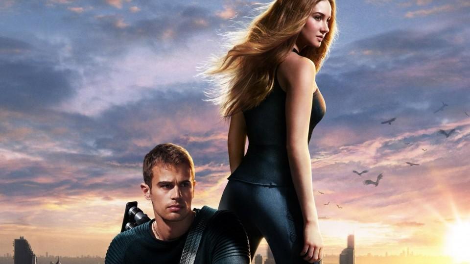 HD - Divergent: Trailer Italiano