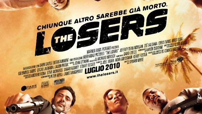 EXCL HD - The Losers: Trailer Italiano