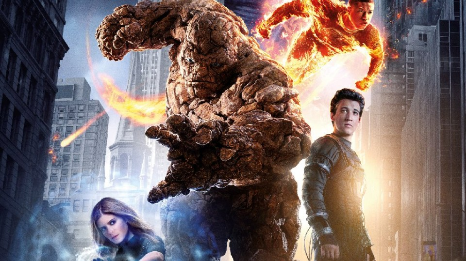HD - Fantastic 4 - I Fantastici Quattro: Full Trailer Italiano