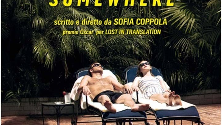 Somewhere: Trailer Italiano