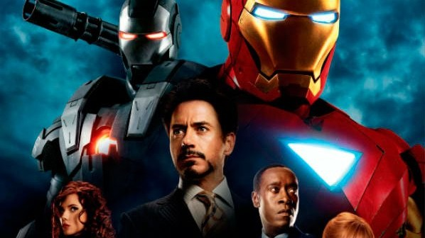 Iron Man 2: Spot TV - E