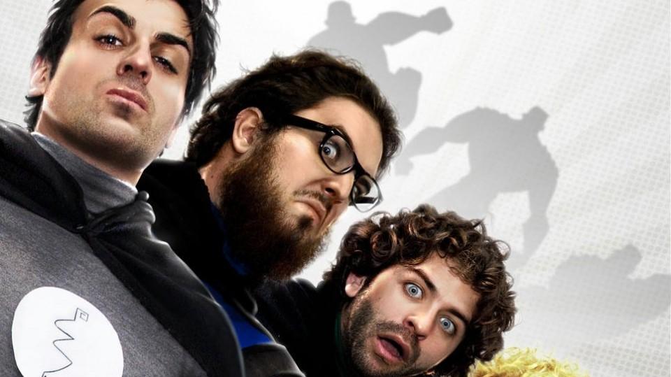 HD - La Banda dei Supereroi: Trailer