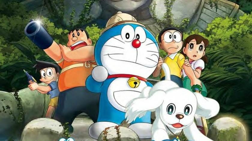 Doraemon - le Avventure di Nobita e dei Cinque Esploratori