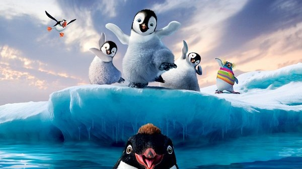 HD - Happy Feet 2: Teaser Trailer