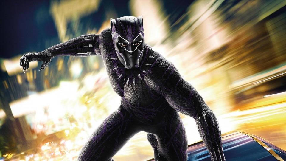 HD - Black Panther: Full Trailer Italiano