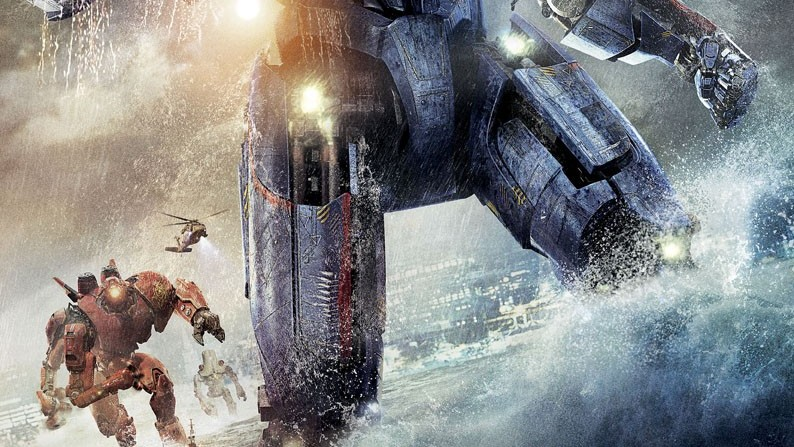 HD - Pacific Rim: Full Trailer