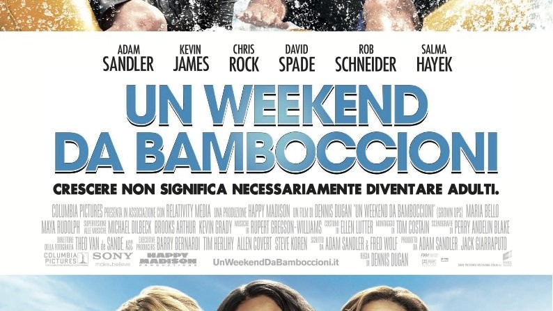 HD - Un Weekend da Bamboccioni: Spot TV - A