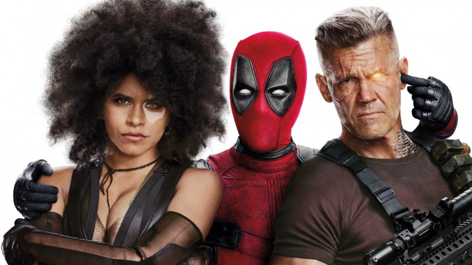 HD - Deadpool 2: No Good Deed Teaser