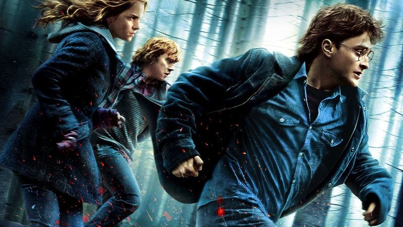HD - Harry Potter e i Doni della Morte: Sneak Peek 'Fuga nella Foresta'