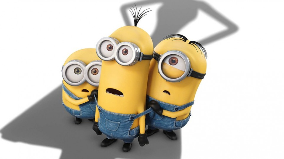 HD - Minions: Trailer Italiano