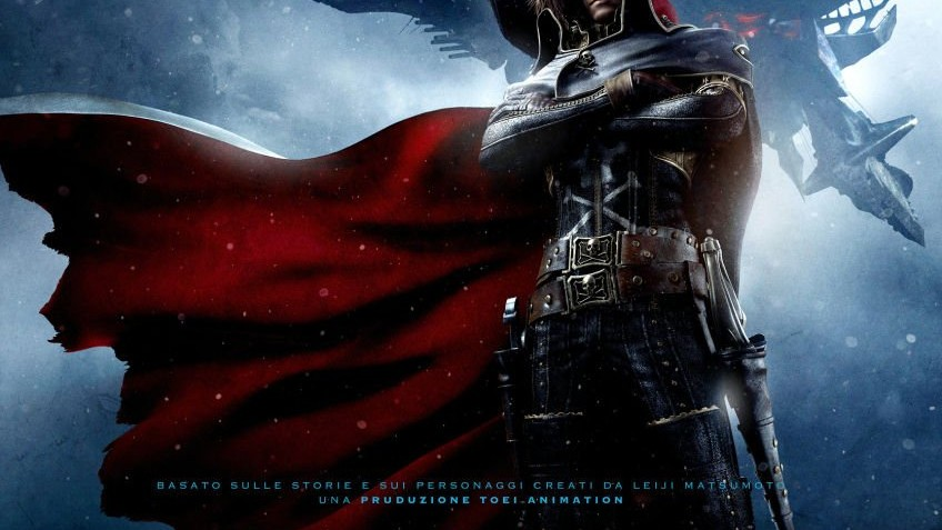 HD - Capitan Harlock: Trailer Italiano